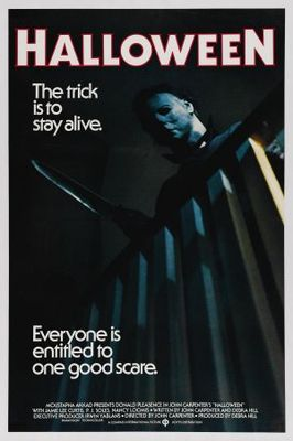 Halloween movie poster (1978) poster MOV_bb68c91a