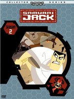 Samurai Jack movie poster (2001) picture MOV_bb782ae4