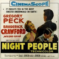 Night People movie poster (1954) picture MOV_bb7b6286