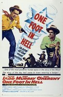 One Foot in Hell movie poster (1960) picture MOV_bb7efb27
