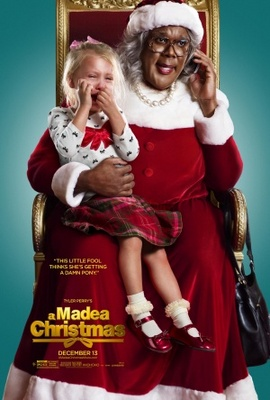 A Madea Christmas movie poster (2013) poster MOV_bb80ba5e