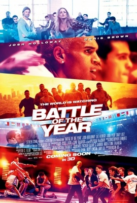 Battle of the Year: The Dream Team movie poster (2013) poster MOV_bb8107b1