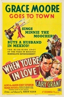 When You're in Love movie poster (1937) picture MOV_bb8271bf