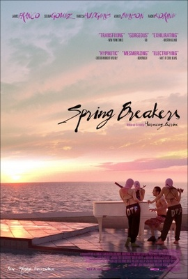Spring Breakers movie poster (2013) poster MOV_bb83fcd5