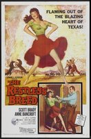 The Restless Breed movie poster (1957) picture MOV_bb8b806b