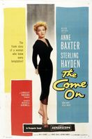 The Come On movie poster (1956) picture MOV_bb8e69a0