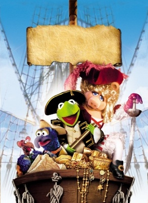 Muppet Treasure Island movie poster (1996) poster MOV_bb9a3f20