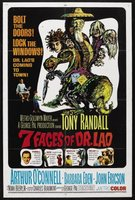 7 Faces of Dr. Lao movie poster (1964) picture MOV_bb9fb1cc