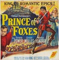 Prince of Foxes movie poster (1949) picture MOV_bba927e1