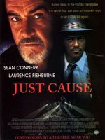 Just Cause movie poster (1995) picture MOV_bbab6d3a