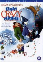 Eight Crazy Nights movie poster (2002) picture MOV_bbac2039
