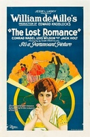 The Lost Romance movie poster (1921) picture MOV_bbad687c