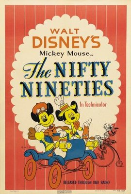 The Nifty Nineties movie poster (1941) poster MOV_bbb17762
