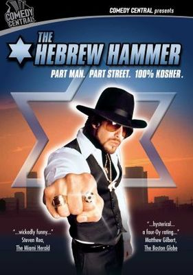 The Hebrew Hammer movie poster (2003) poster MOV_bbbe9f08
