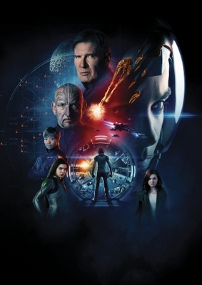 Ender's Game movie poster (2013) poster MOV_bbc10b2b
