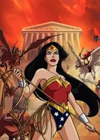 Wonder Woman movie poster (2009) picture MOV_bbc7320b