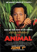 The Animal movie poster (2001) picture MOV_bbcb2072
