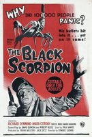 The Black Scorpion movie poster (1957) picture MOV_bbcc2f45
