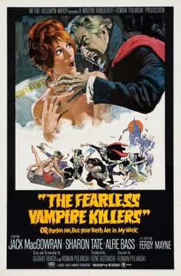 The Fearless Vampire Killers movie poster (1967) poster MOV_bbcc76fa
