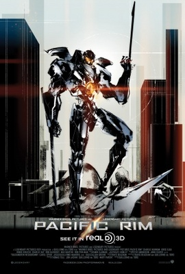 Pacific Rim movie poster (2013) poster MOV_bbcff501