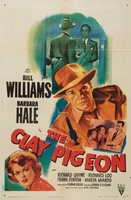 The Clay Pigeon movie poster (1949) picture MOV_bbd05da9