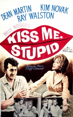 Kiss Me, Stupid movie poster (1964) poster MOV_bbd3ae0c