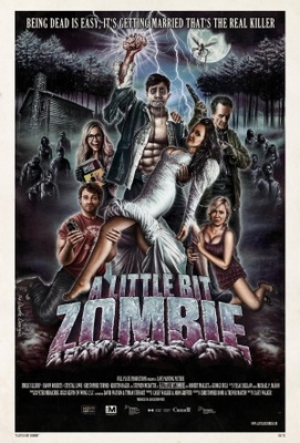A Little Bit Zombie movie poster (2012) poster MOV_bbd65058