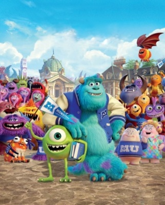 Monsters University movie poster (2013) poster MOV_bbe3357d