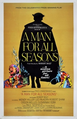 A Man for All Seasons movie poster (1966) poster MOV_bbf12c3e