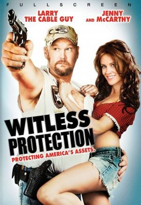 Witless Protection movie poster (2008) poster MOV_bbf9a7d0