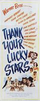 Thank Your Lucky Stars movie poster (1943) picture MOV_bbfe3a76