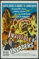 Invisible Invaders movie poster (1959) picture MOV_bc028fa8