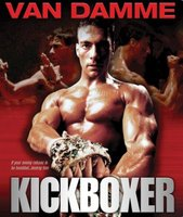 Kickboxer movie poster (1989) picture MOV_211d40f0