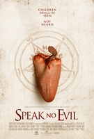 Speak No Evil movie poster (2013) picture MOV_bc08cc5f