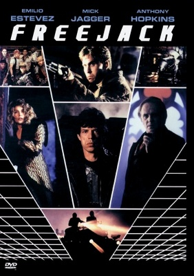 Freejack movie poster (1992) poster MOV_bc0a74bc