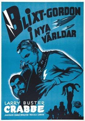 Flash Gordon movie poster (1936) poster MOV_bc1647ed