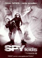 Spy Kids movie poster (2001) picture MOV_bc19d583