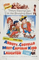 Abbott and Costello Meet Captain Kidd movie poster (1952) picture MOV_bc1bb79d