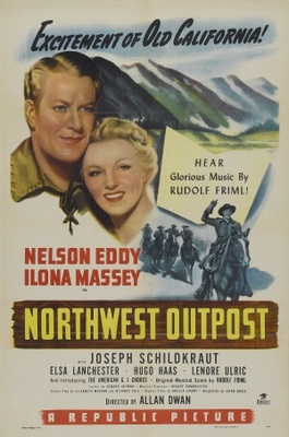 Northwest Outpost movie poster (1947) poster MOV_bc1bcf10
