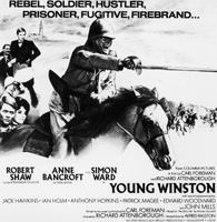 Young Winston movie poster (1972) picture MOV_bc1ca3e1