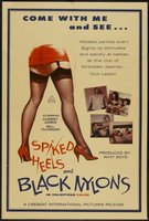 Spiked Heels and Black Nylons movie poster (1967) picture MOV_bc2273b0