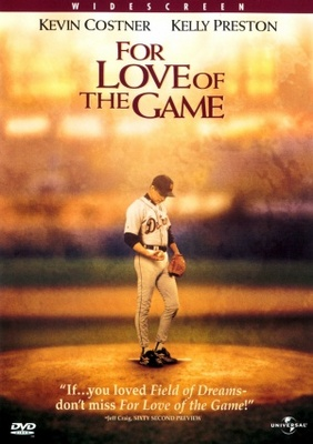 For Love of the Game movie poster (1999) poster MOV_bc22f028
