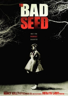 The Bad Seed movie poster (1956) poster MOV_bc23a0df