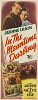 In the Meantime, Darling movie poster (1944) picture MOV_bc2a06ec