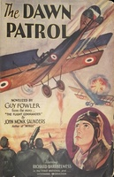 The Dawn Patrol movie poster (1930) picture MOV_bc36c988