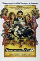 Cannonball Run 2 movie poster (1984) picture MOV_d91d0e07