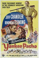 Yankee Pasha movie poster (1954) picture MOV_bc446d32