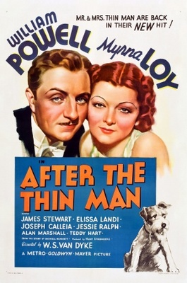 After the Thin Man movie poster (1936) poster MOV_bc478419