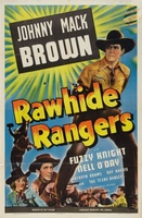 Rawhide Rangers movie poster (1941) picture MOV_bc48f317