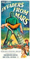 Invaders from Mars movie poster (1953) picture MOV_bc4d7166
